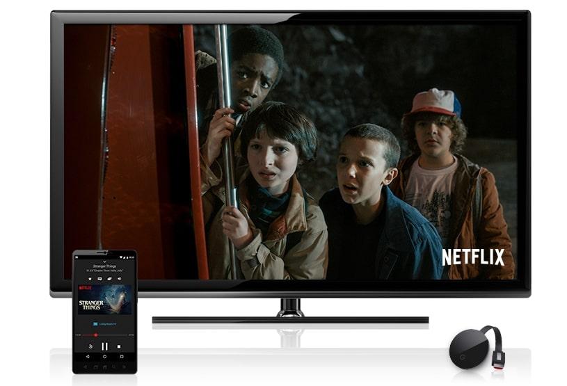 วิธีดู Netflix ในทีวี