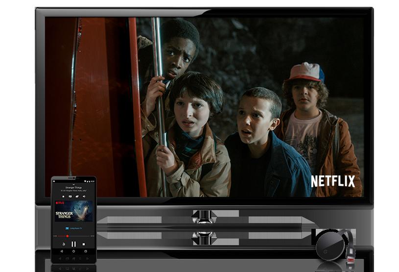 วิธีดู Netflix บนทีวีด้วย Chromecast