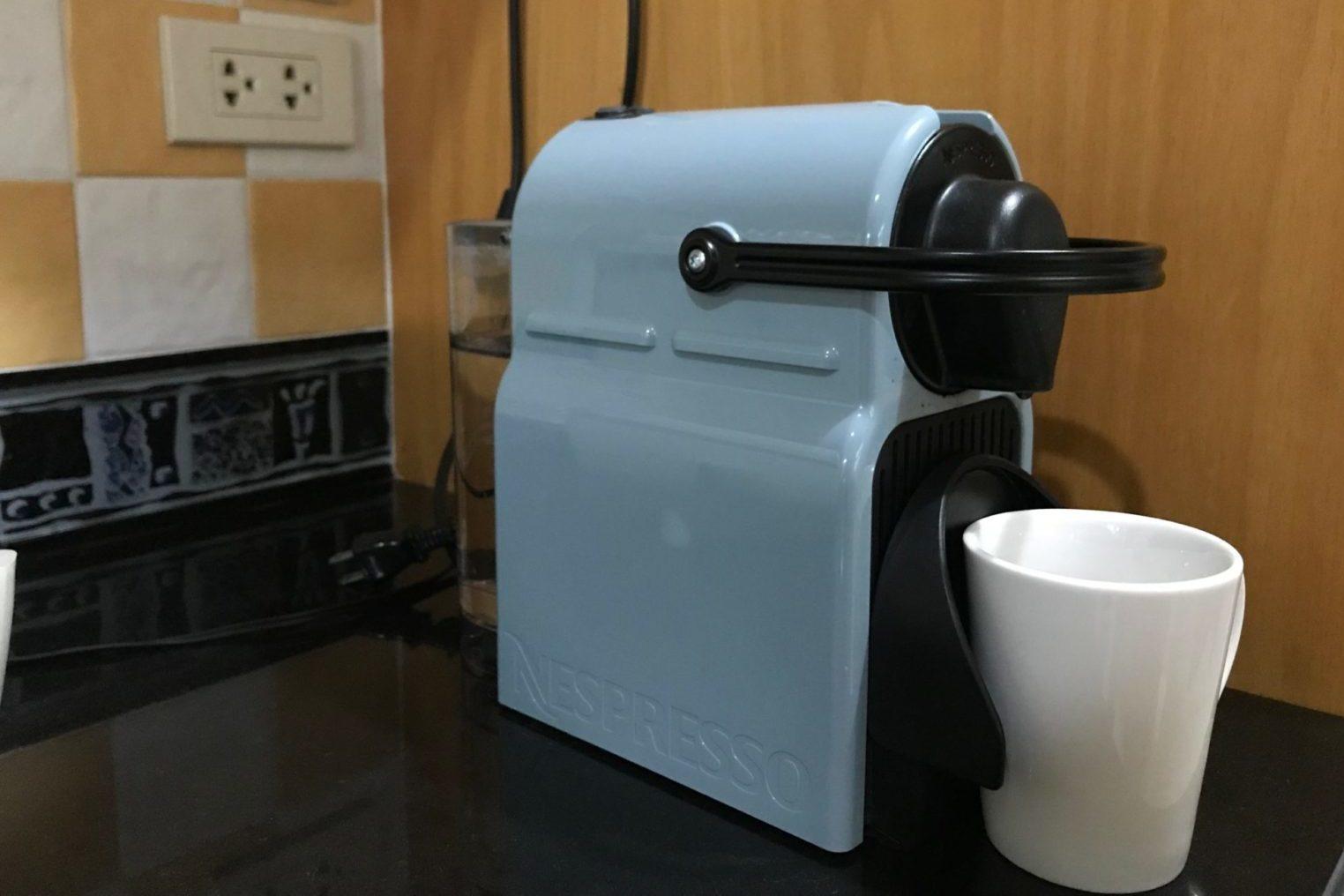 เครื่องชงกาแฟ Nespresso รุ่นไหนดีและคุ้มค่าที่สุด