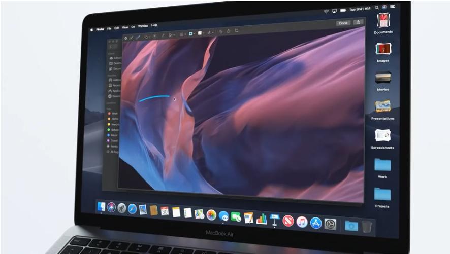 Macbook Air รุ่นใหม่ 2018