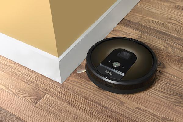 หุ่นยนต์ดูดฝุ่น Roomba