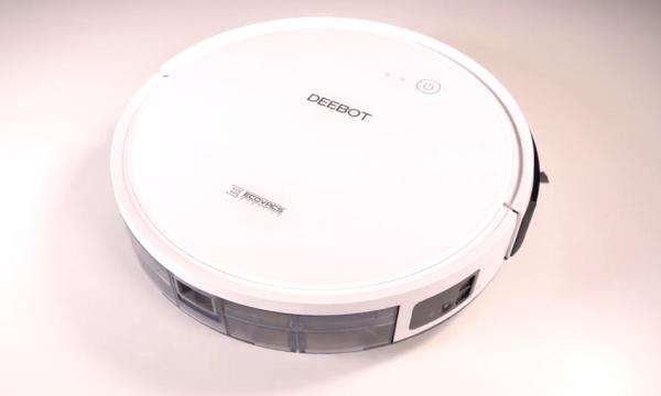 หุ่นยนต์ดูดฝุ่น Ecovacs Deebot n79t