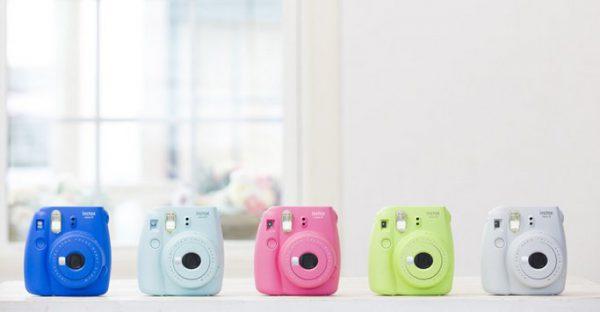 กล้องโพลารอยด์ Mini 9