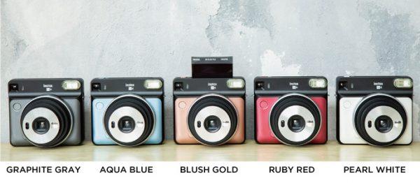 กล้อง Fujifilm Square SQ6