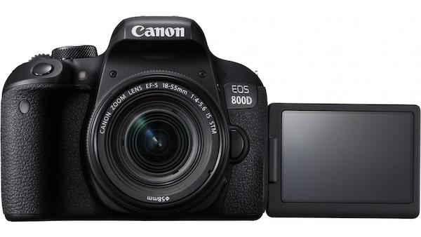 กล้อง Canon สำหรับมือใหม่