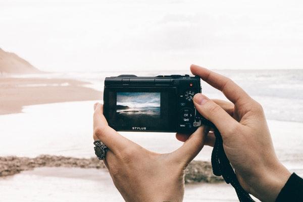ดิจิตอลซูม ของกล้องคอมแพคต์