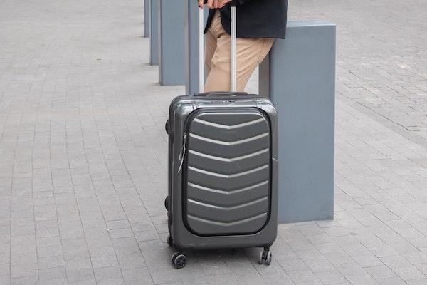 ล้อของกระเป๋าเดินทาง