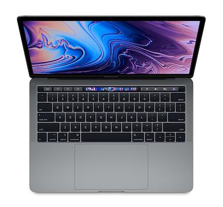 MacBook Pro 13 นิ้ว (2019)