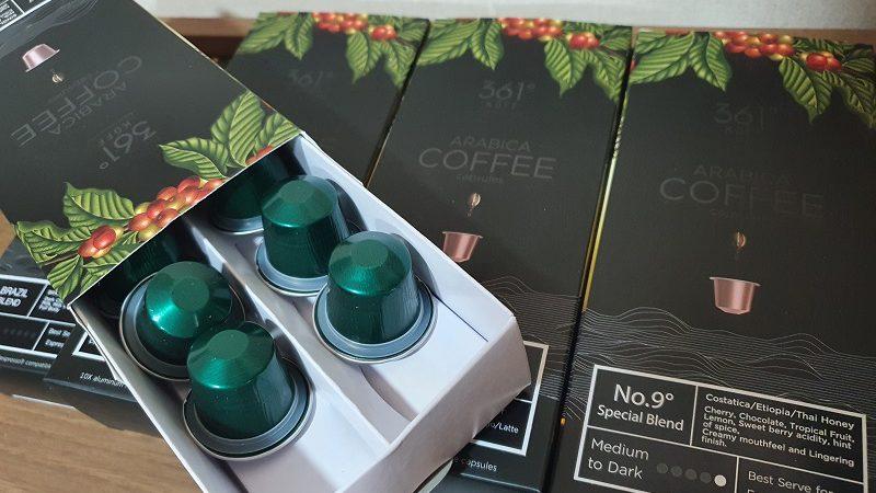 กาแฟแคปซูล Nespresso ซื้อที่ไหน