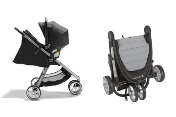 รถเข็นเด็ก Baby Jogger City Mini ใช้ดีไหม