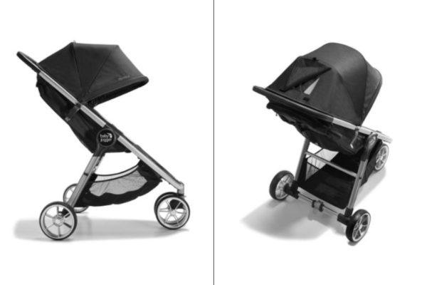 รถเข็นเด็ก ยี่ห้อไหนดี Baby Jogger